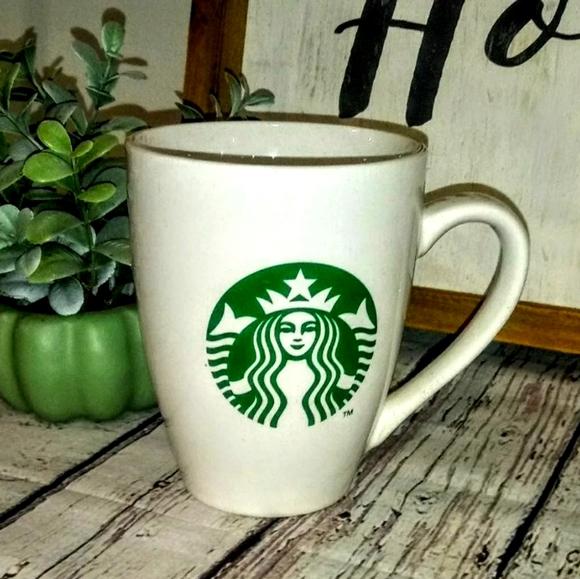 Starbucks Ceramic Coffee Mug Collectible